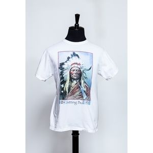 Sitting Bull Graphic Tee (Item No. 352)